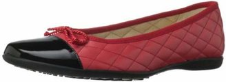 French Sole Women's Passport Ballet Flat