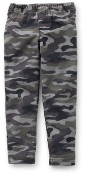 Carter's Camo Stretch Twill Jeggings