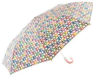 """Dooney & Bourke large multi db"""" umbrella"""