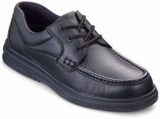 Hush Puppies Gus Mens Moc-Toe Oxford Shoes