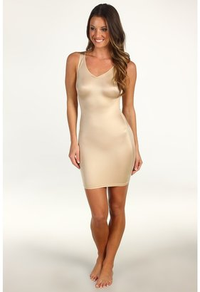 Flexees Decadence Slip Dress (Latte Lift) - Apparel