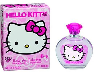 Hello Kitty Eau de Toilette Spray, 3.4 Ounce, For Women $14.02 thestylecure.com