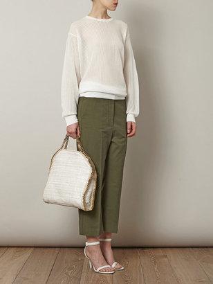 Stella McCartney Nadja cotton trousers