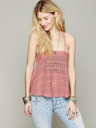 Free People Knot A Lot Top