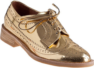 Jeffrey Campbell Townsend Oxford Gold