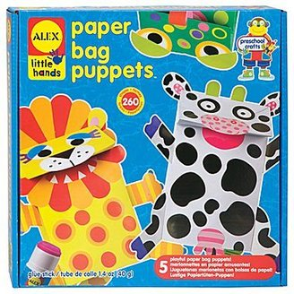 JCPenney Alex® Paper Bag Puppets