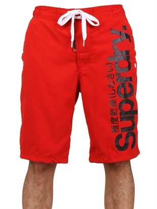 Superdry Microfiber Swimming Shorts