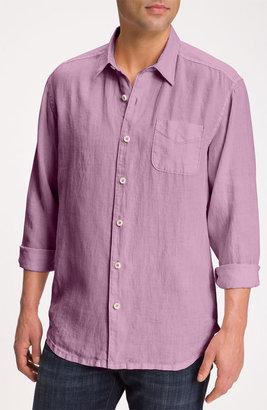 Tommy Bahama 'Beachy Breezer' Linen Sport Shirt