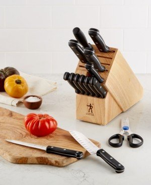 Zwilling J.A. Henckels J.a. Fine Edge Pro 15 Piece Cutlery Set, Created for Macy's