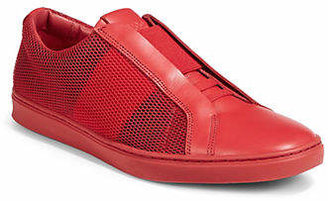 HUGO Mens Post Slon Slip-On Sneakers