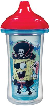 Munchkin Click Lock Insulated Sippy Cup - SpongeBob SquarePants - 9 oz