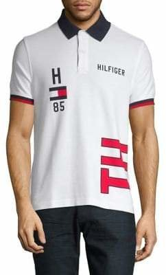 Tommy Hilfiger Brody Short Sleeve Polo Shirt