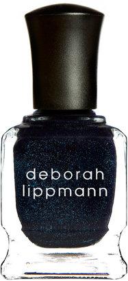 Deborah Lippmann Limited Edition Punk Rock Nail Polish, Navy Spark (Stylist Pick!)
