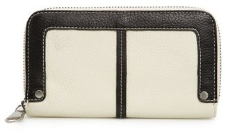 MANGO TOUCH - Two-tone wallet