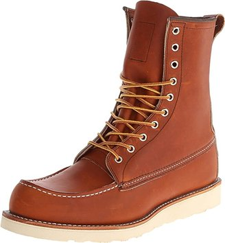 Red Wing Shoes 8 Moc Toe