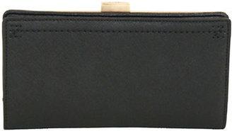 Zac Posen Posen Leather Large Wallet
