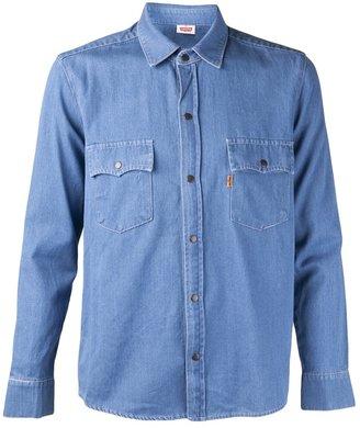 Levi's 1970's button down shirt