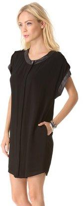 Rachel Zoe Reyna Tapered Sleeveless Dress