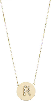 """Jennifer Meyer R"""" Pendant Necklace"""