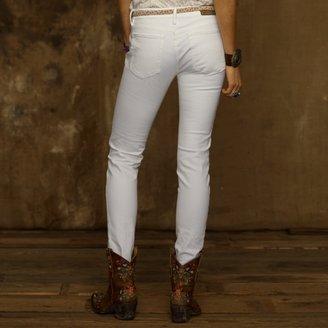 Denim & Supply Ralph Lauren Coolidge White Skinny Jean