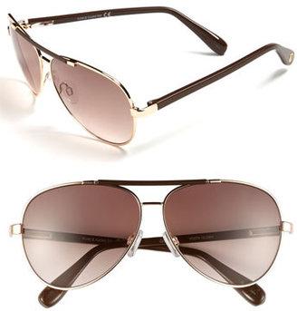 Vince Camuto 60mm Aviator Sunglasses