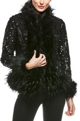 Fabulous Furs The Premier Faux-Fur Jacket