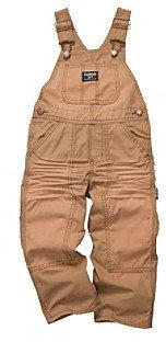 Osh Kosh OshKosh BGosh Baby Boys' Khaki Canvas Overalls
