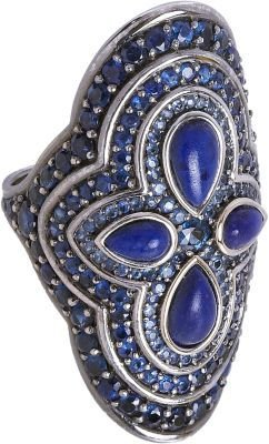 Lapis Fernando Jorge Blue Sapphire And Ocean Ring