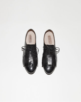 Marsèll torsolo lace up oxford with fringe
