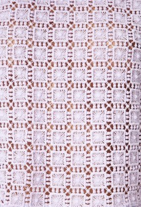 Forever 21 Retro Crochet Top