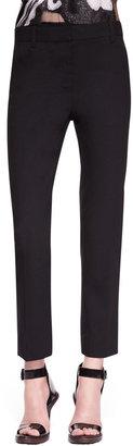 3.1 Phillip Lim Cropped Crepe Pencil Trousers