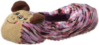 Jacques Moret Big Girls' Monkey Critter Bean Socks