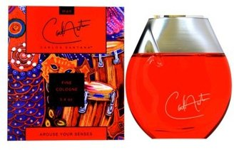 Carlos Santana Men's by Fine Cologne Spray - 3.4 oz