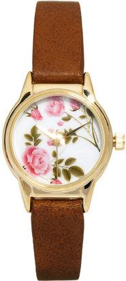 River Island Floral Helen Watch
