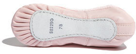 Bloch 'Bunnyhop' Ballet Flat (Walker, Toddler & Little Kid)