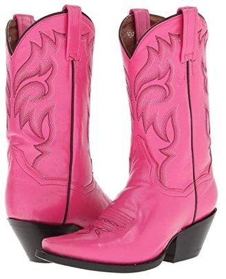 Dan Post Kimmie (Pink) Women's Boots