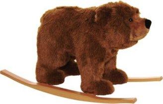 Steiff Bear Riding