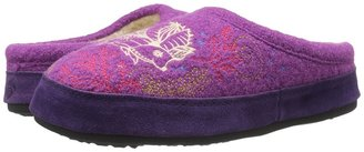 Acorn - Forest Mule Women's Slippers $55 thestylecure.com