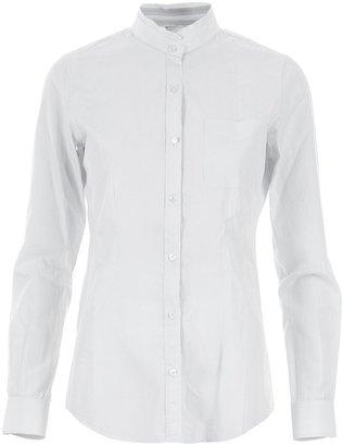 Golden Goose Deluxe Brand Mandarin collar shirt