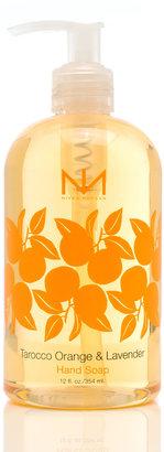 Niven Morgan Tarocca Orange & Lavender Culinary Hand Soap
