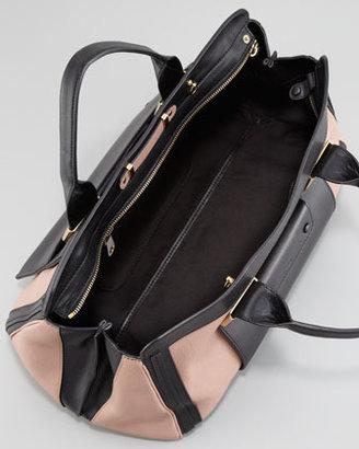 Chloé Alice Satchel Bag, Tamaris Pink