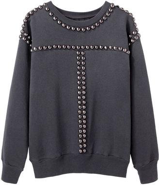 Isabel Marant scotty studded sweatshirt