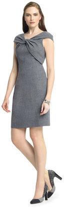 Anne Klein Twist Front Dress