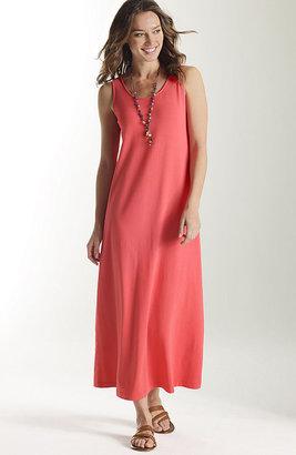 J. Jill Pima-blend tank dress