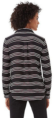 Nautica Perfect Striped Blouse