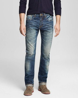 PRPS Goods & Co. Jeans - Demon Slim Fit in One Year Wash $194 thestylecure.com