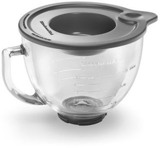 KitchenAid 5-qt. Glass Mixing Bowl with Handle, Glass