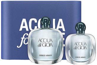 Armani Acqua Di Gioia - Acqua for Life Set