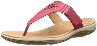 ACORN Women's Vista Beaded Thong Flip Flop $25.73 thestylecure.com