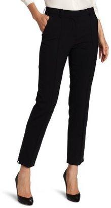 Halston Women's Skinny Leg Tailored Pant